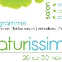 Le salon Naturissima / Artisa à Grenoble.