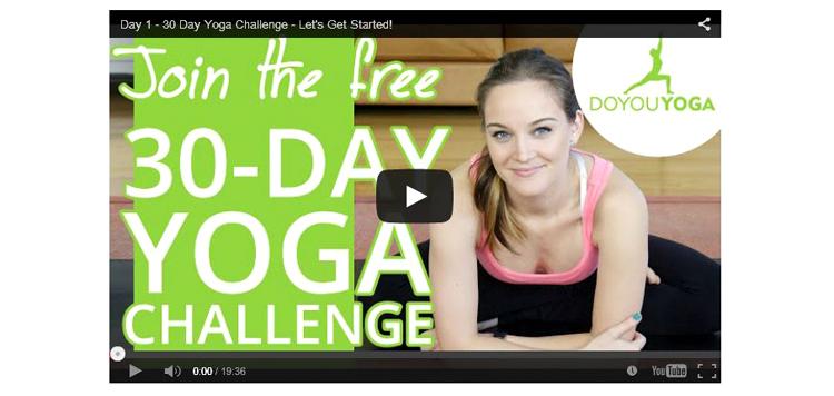 do you yoga