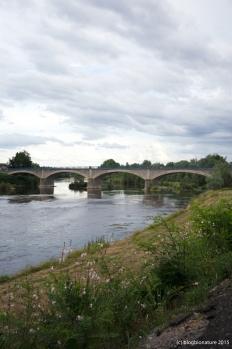 La Loire depuis Chambilly