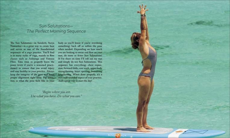 yoga girl 4